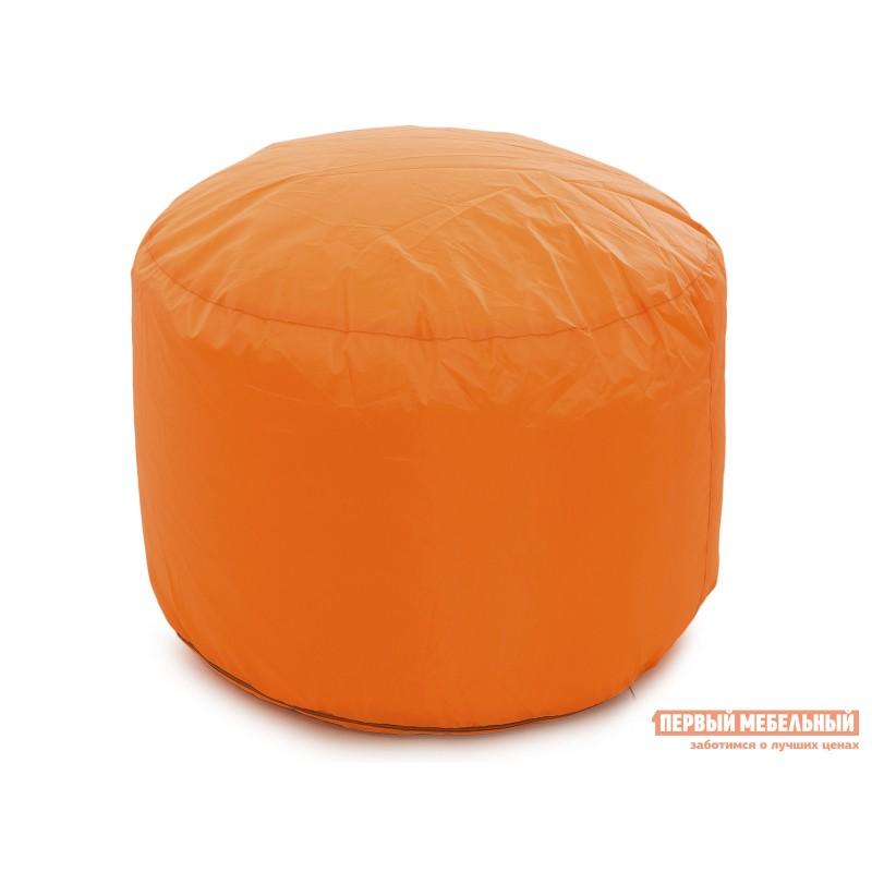 Пуфик  Детский пуфик Колобок Оранжевый