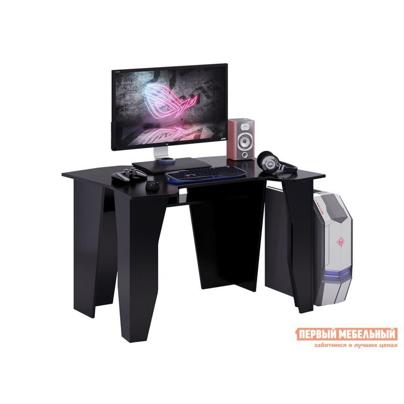 Компьютерный стол  Страйкер-1 Черный