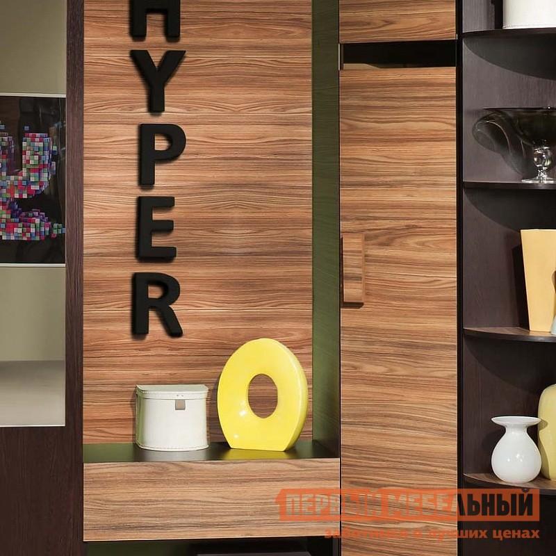 Декоративный элемент  Hyper (прихожая) Панель 1 Палисандр (фото 2)