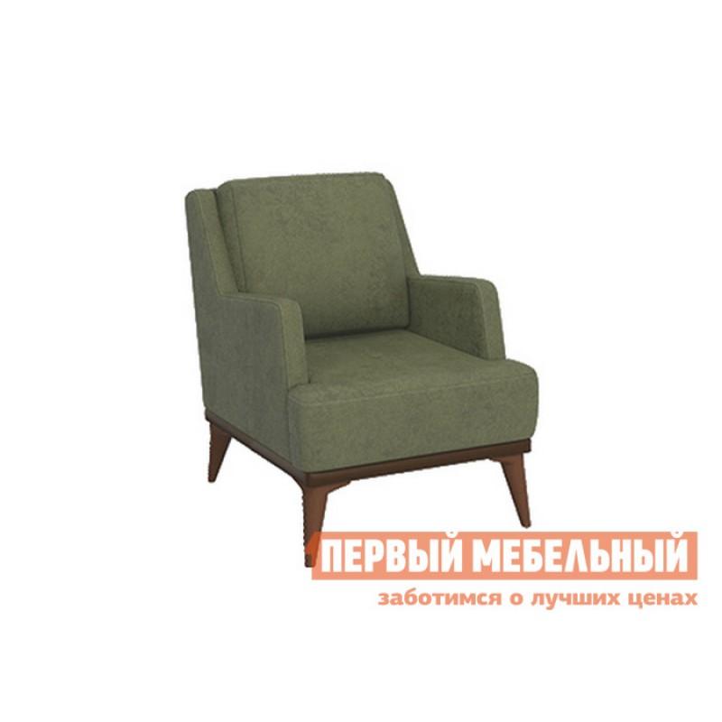 Кресло  Концепт Оливковый, рогожка