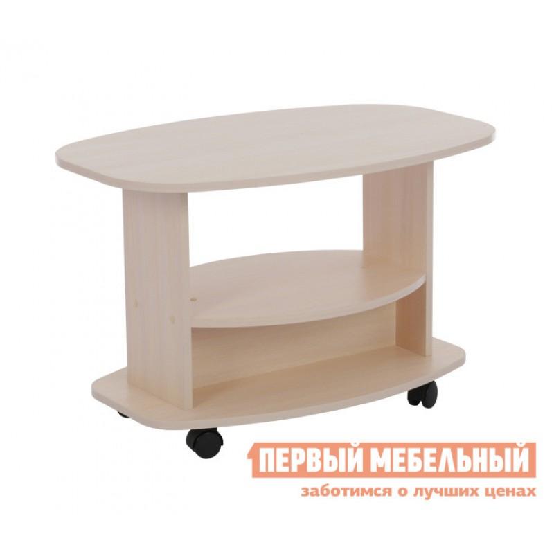 Журнальный столик  Лидер Дуб Млечный