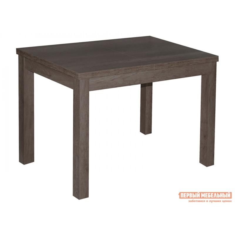 Кухонный стол  Стол раздвижной  СОР-01, ELI 1, 1100(1500)*700*760 Тик рустикальный