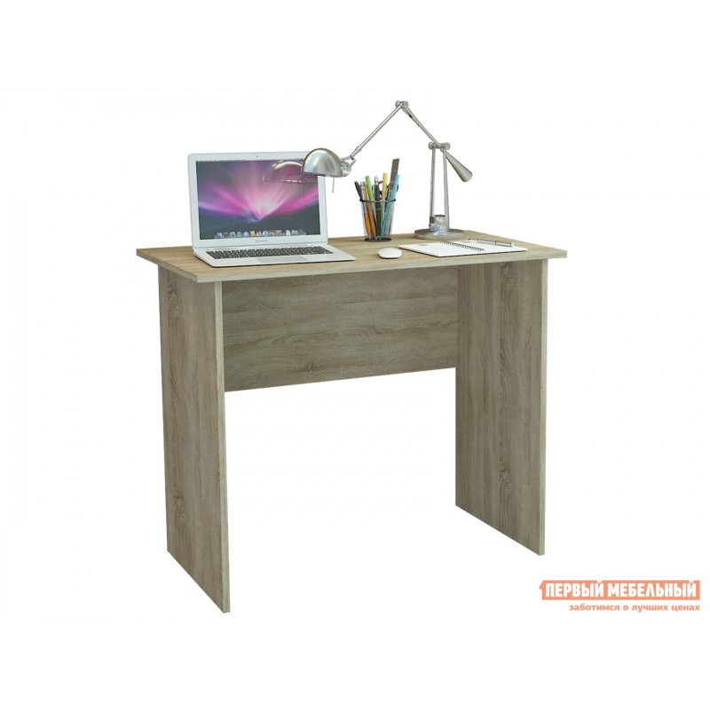 Компьютерный стол  Милан-85 Дуб Сонома