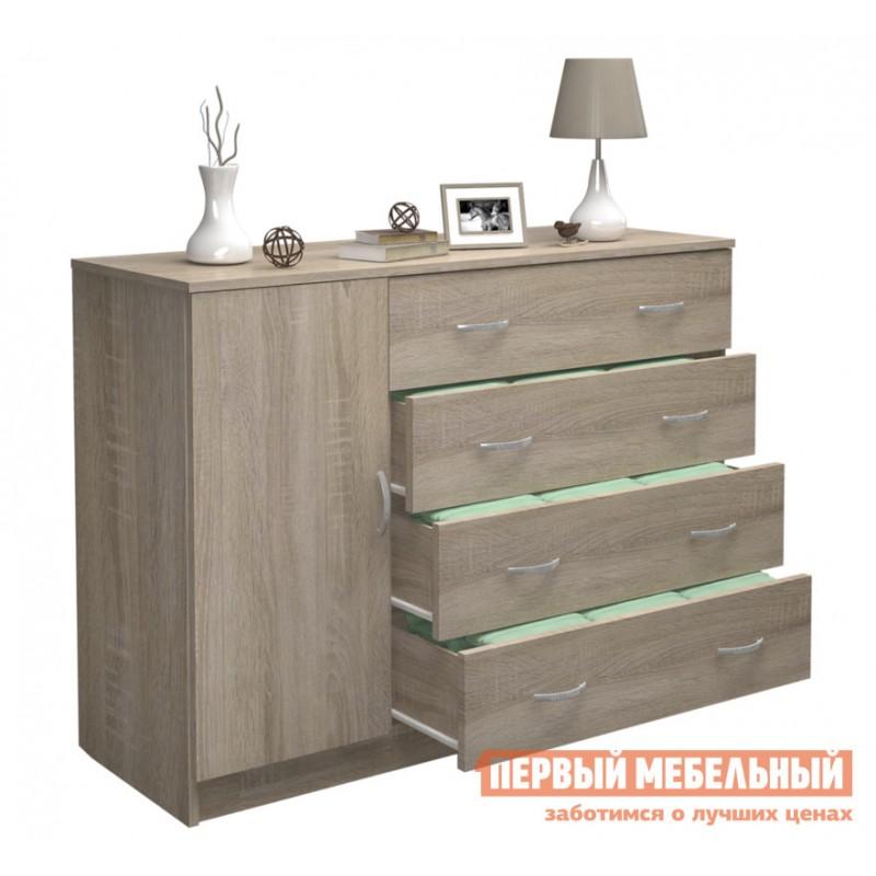 Комод  Комод Милан-016 Дуб Сонома