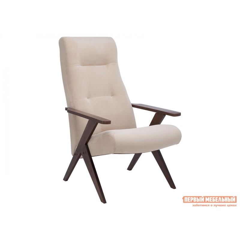 Кресло  Кресло Leset Tinto Relax Орех, Ophelia 1, велюр