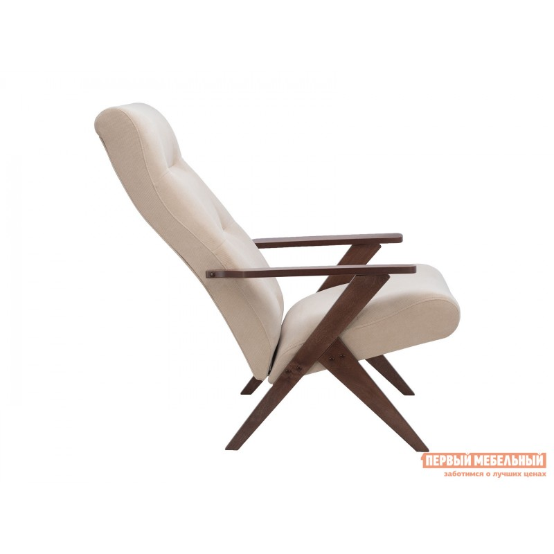 Кресло  Кресло Leset Tinto Relax Орех, Ophelia 1, велюр (фото 4)