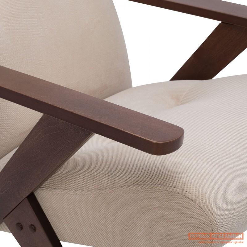Кресло  Кресло Leset Tinto Relax Орех, Ophelia 1, велюр (фото 8)