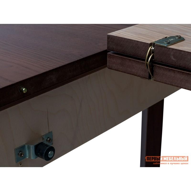 Кухонный стол  Стол раздвижной Leset Говард 1P Венге (фото 6)