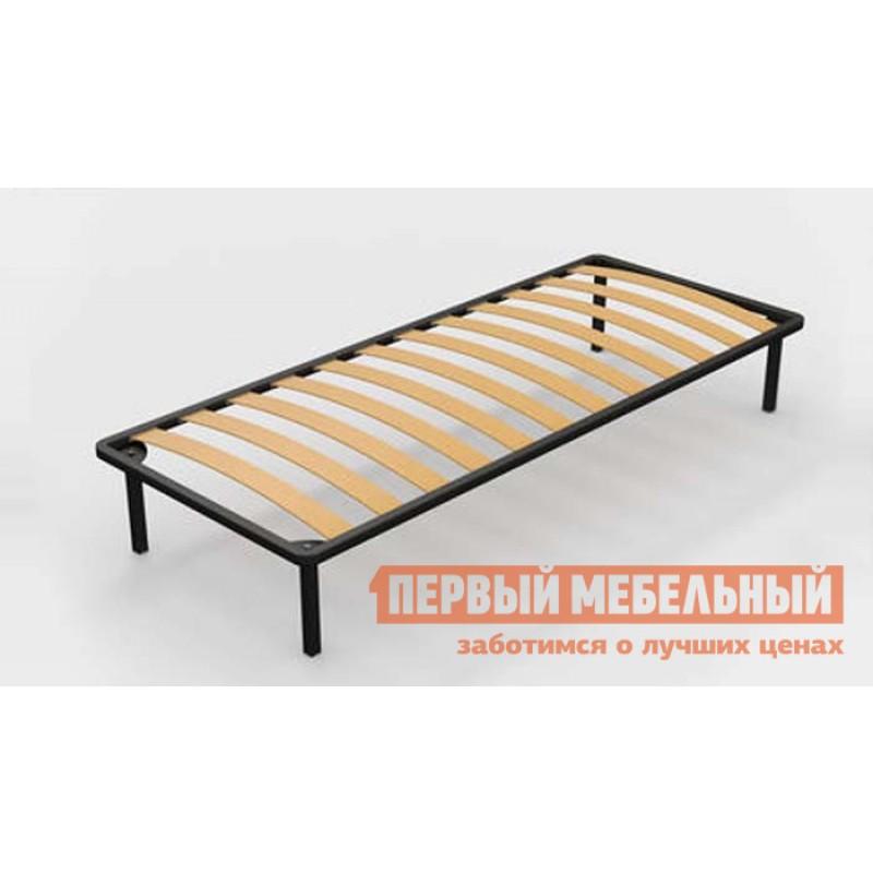Односпальная кровать  Кровать Гарда NEW Ясень Таормино, С основанием (фото 4)