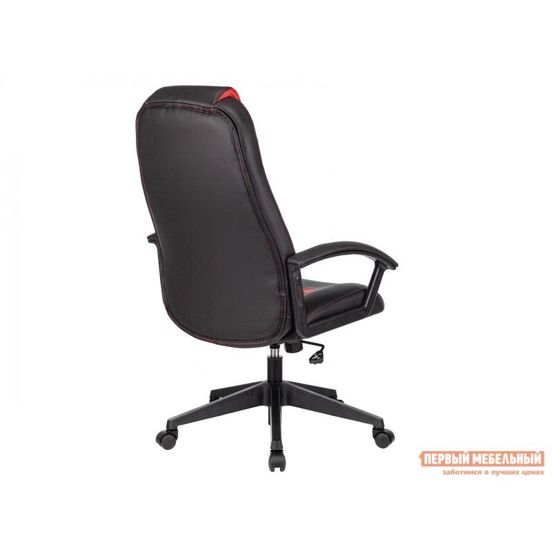 Игровое кресло  Кресло игровое VIKING-8 Черный, экокожа / Красный, экокожа (фото 4)