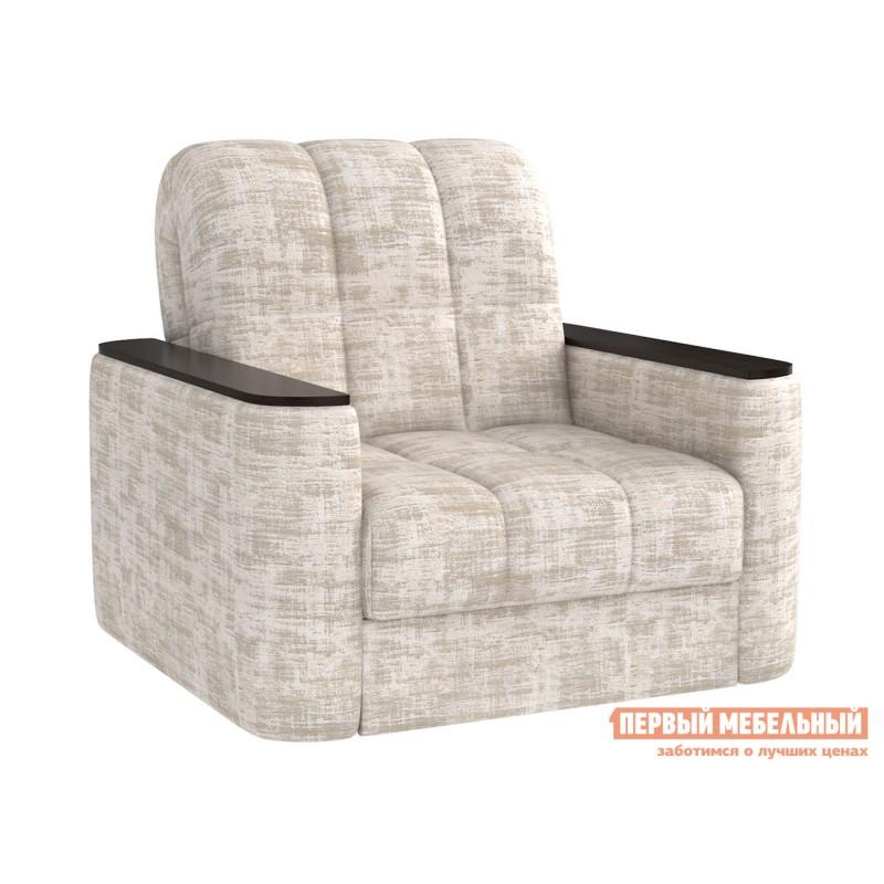 Кресло  Кресло-кровать Лукас / Кресло-кровать Лукас Люкс Бежевый металлик, велюр, Независимый пружинный блок