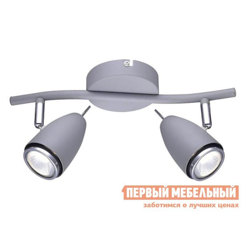 Люстра  Спот REGISTA A1966AP-2GY Серый