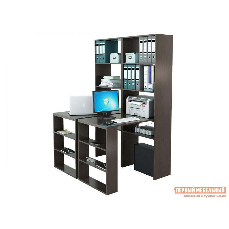 Компьютерный стол  Рикс Венге