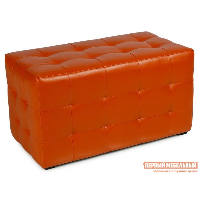 Пуфик  ПФ-11 Оранжевый