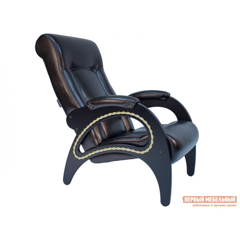 Кресло  Кресло Сиена Венге, Oregon 120, иск. кожа (фото 2)