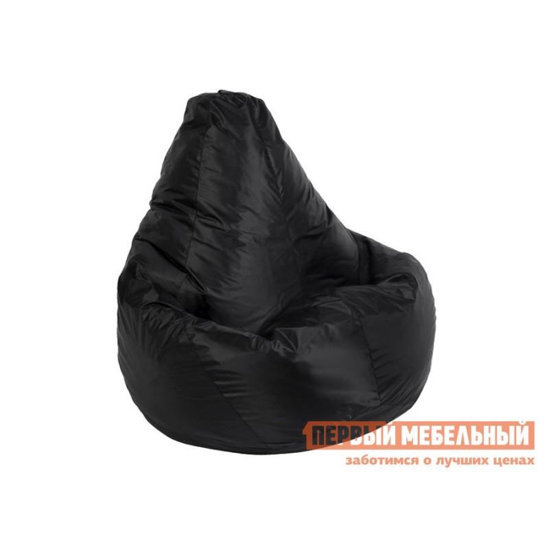 Кресло-мешок  Кресло-мешок Оксфорд Черный, L