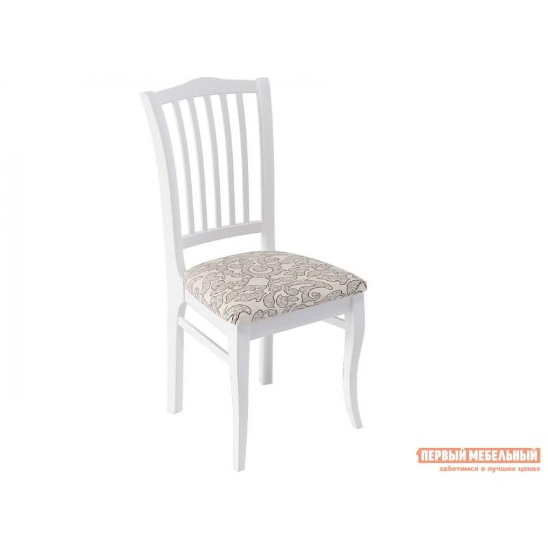 Стул  Kenner 103С Белый / Карамель