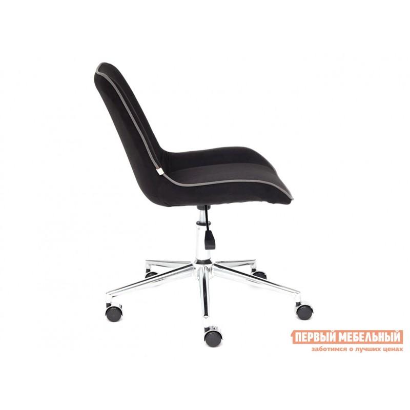 Офисное кресло  Кресло STYLE Флок / Черный / 35 (фото 3)