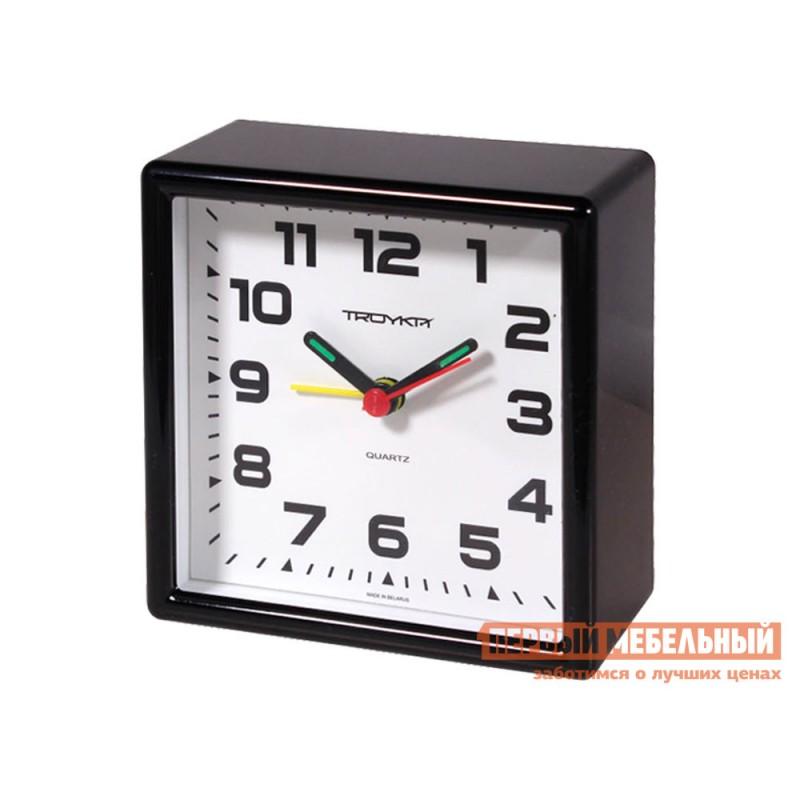 Часы  Будильник БЭМ-08.00.801 Черный, пластик