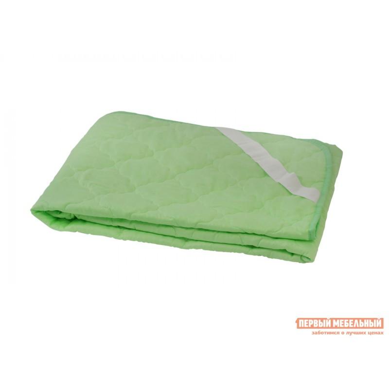 Чехол для матраса  Наматрасник бамбук микрофибра Зеленый, 800 Х 2000 мм (фото 2)