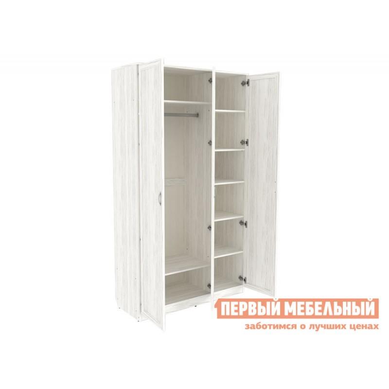 Распашной шкаф  Мерлен 106 Арктика (фото 2)