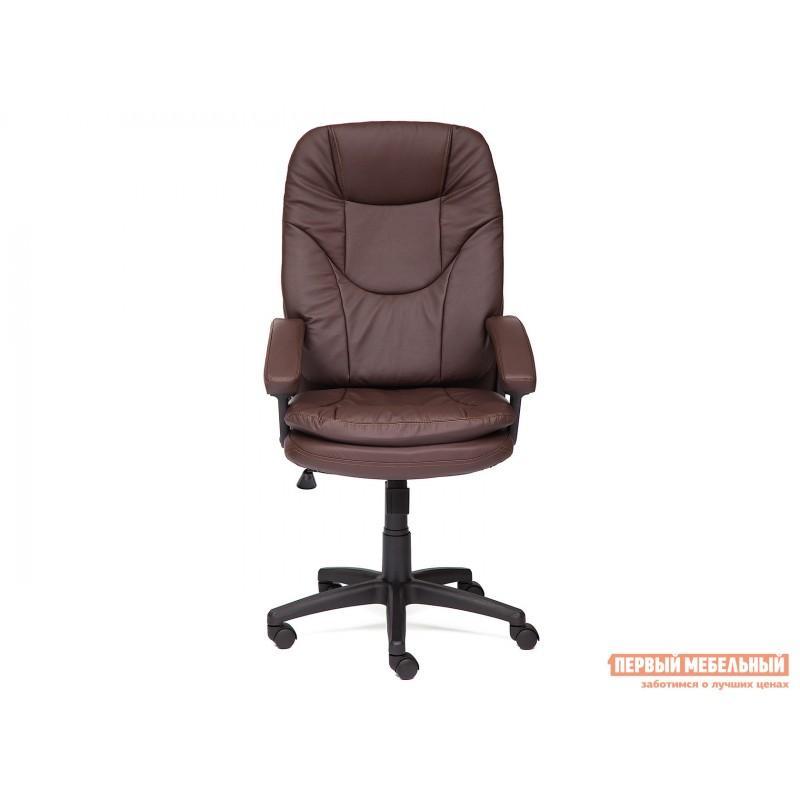 Кресло руководителя  COMFORT LT Иск.кожа коричневая PU 36-36 (фото 2)