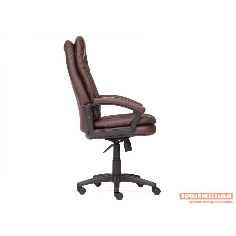 Кресло руководителя  COMFORT LT Иск.кожа коричневая PU 36-36 (фото 3)