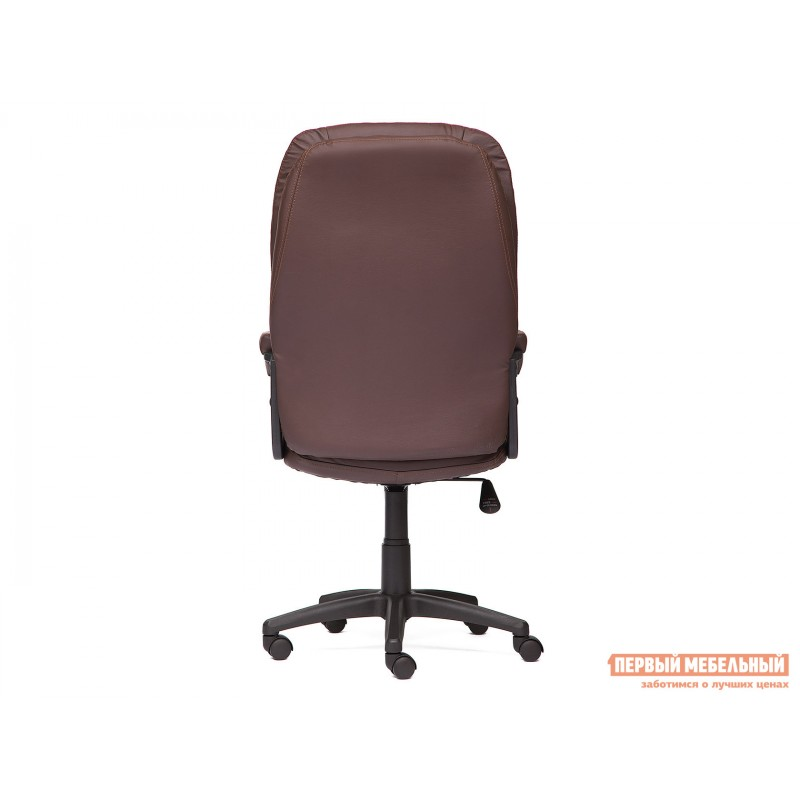 Кресло руководителя  COMFORT LT Иск.кожа коричневая PU 36-36 (фото 4)